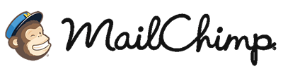 email list signup - MailChimp