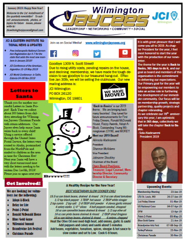 newsletter-jan-2019