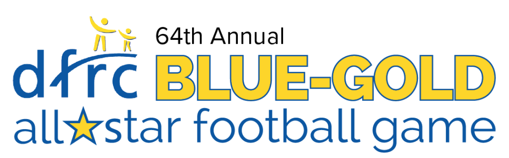 64th Annual dfrc Blue-Gold all-star football game