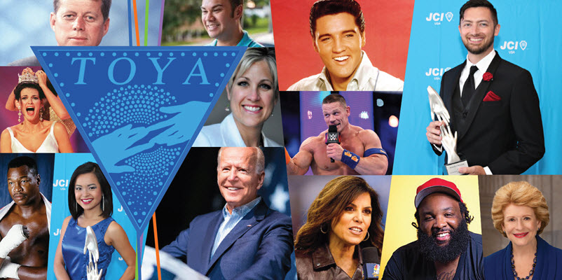 Ten Outstanding Young Americans